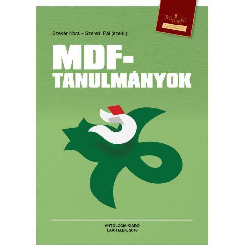 MDF-tanulmányok