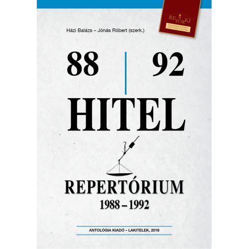 HITEL REPERTÓRIUM