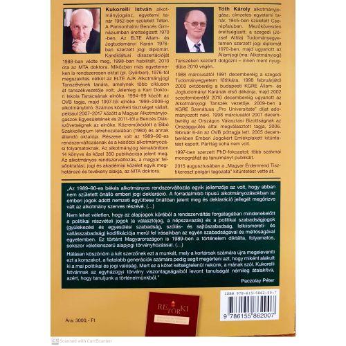Az alapjogi jogalkotás az alkotmányos rendszerváltozás éveiben